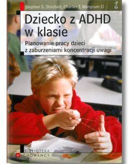 Dziecko z ADHD w klasie