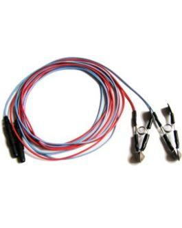 Elektrody uszne-AgCl