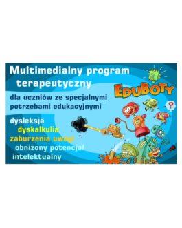 Multimedialny program terapeutyczny EduBOTY