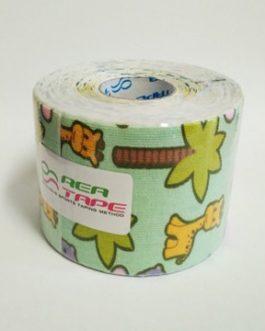 Plaster Rea Kids Tape ze zwierzątkami