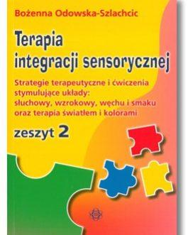Terapia integracji sensorycznej – zeszyt 2
